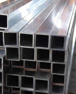 Aluminiumprofil Vierkantprofil 30x30x2